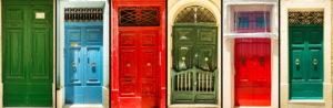 Russian doors